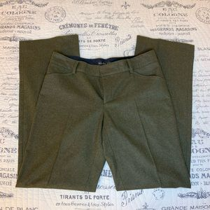 Ralph Lauren Black Label Wool blend pants Olive 8